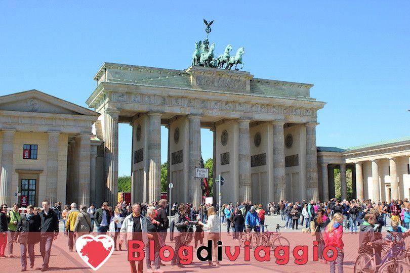 Come trascorrere 2 settimane in Germania Itinerario campione