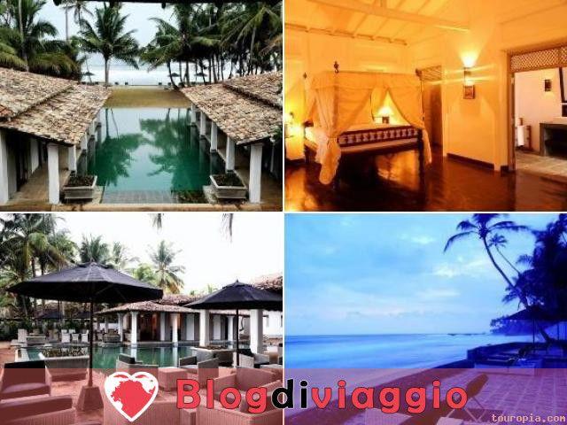 10 migliori resort sulle spiagge dello Sri Lanka
