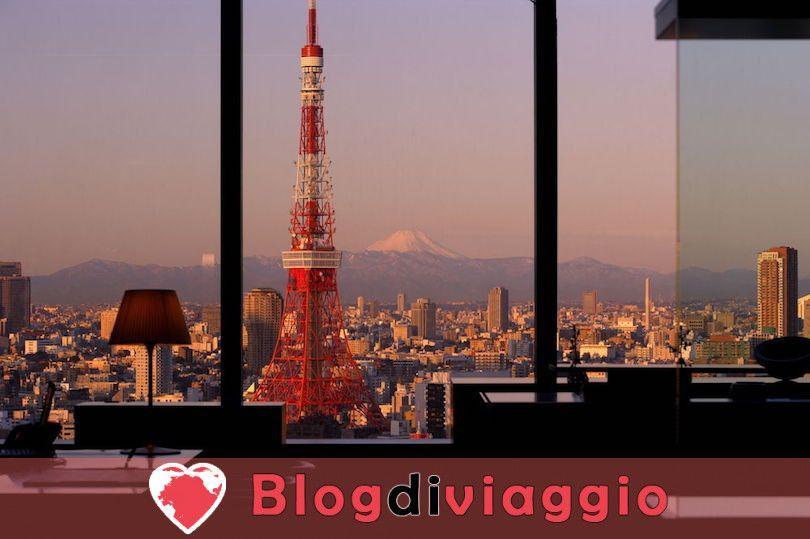 9 Hotel più incredibili in Giappone