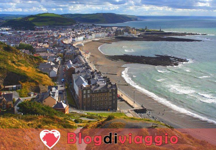 10 Luoghi da visitare in Galles