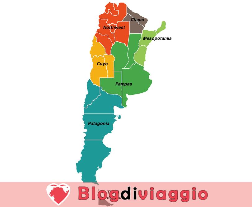 7 Regioni più belle in Argentina
