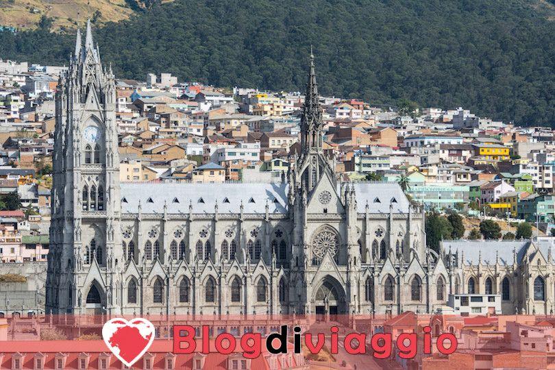 10 Attrazioni turistiche più importanti a Quito