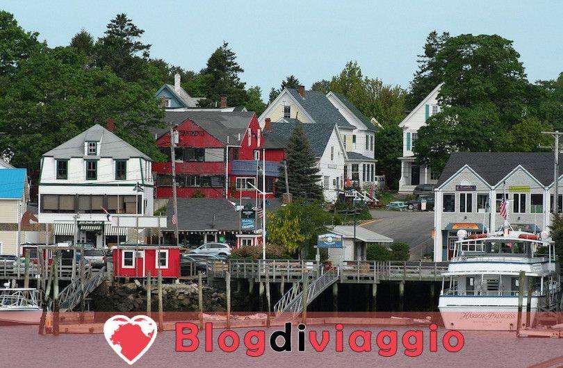 12 Le più affascinanti piccole città del Maine