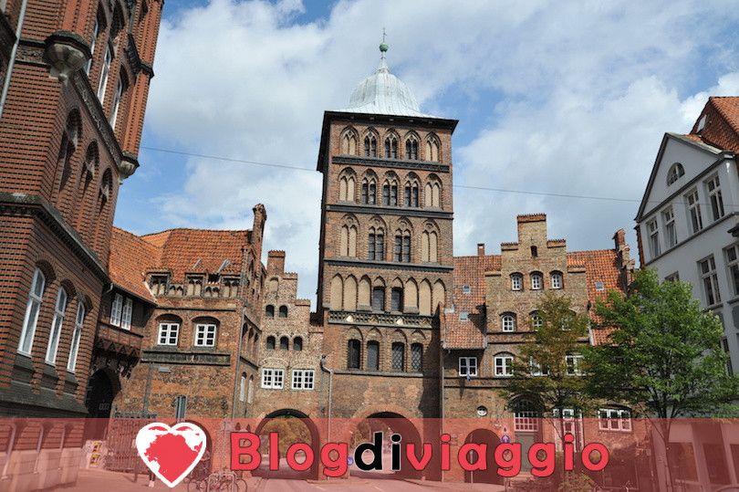 10 Attrazioni turistiche più importanti a Lubecca