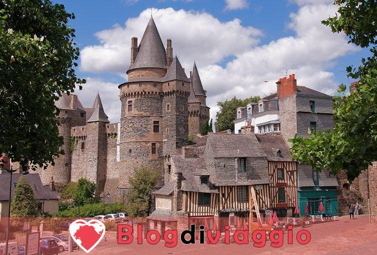 10 Castelli più belli in Francia