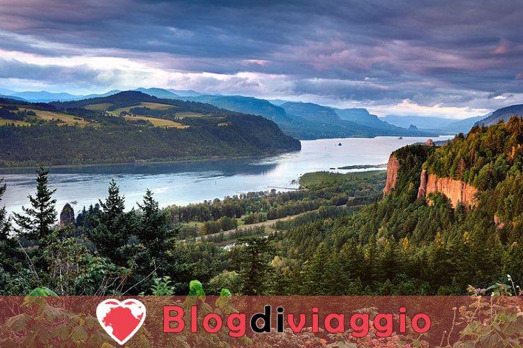 10 Luoghi da visitare in Oregon