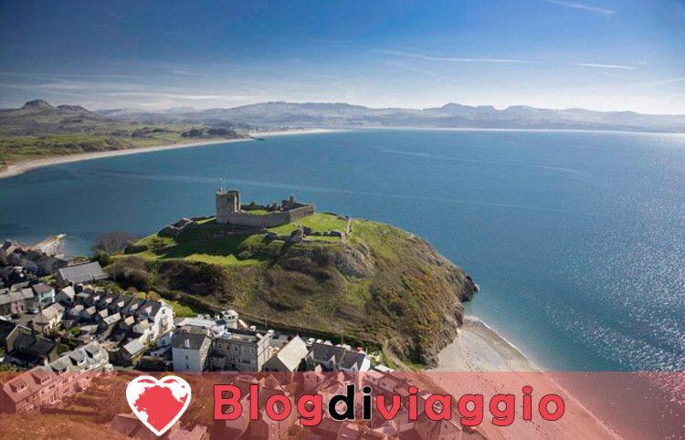 10 Castelli più belli del Galles