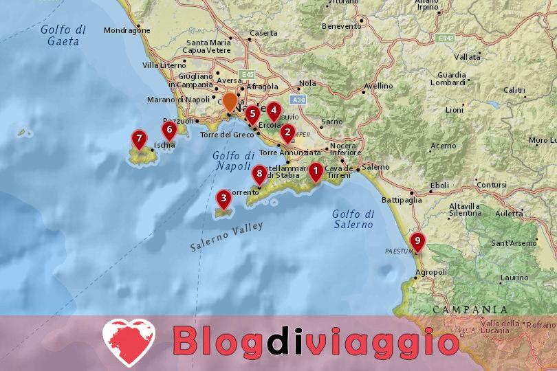 9 Le migliori escursioni giornaliere da Napoli