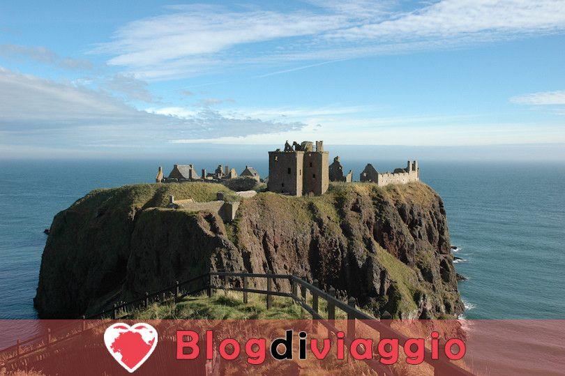 10 Castelli più belli della Scozia