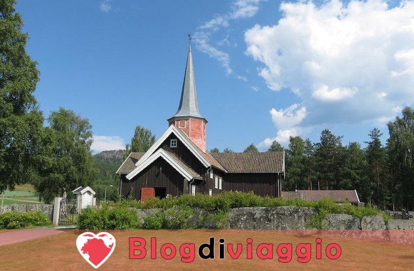 10 Chiese a pentagramma più belle della Norvegia