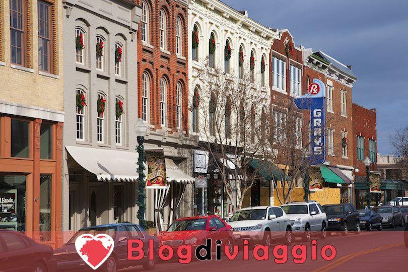 10 I migliori posti da visitare in Tennessee