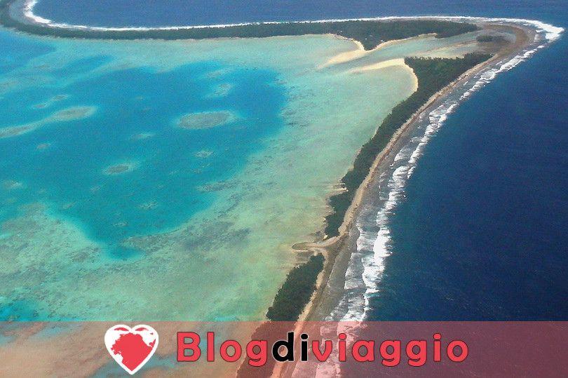 I 10 atolli più affascinanti del mondo