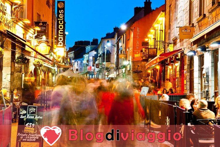 10 Luoghi da visitare in Irlanda