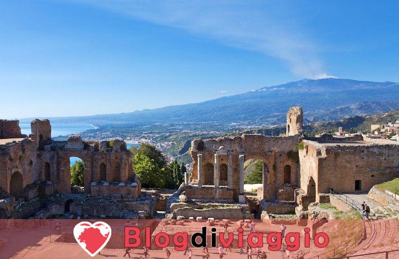 14 Teatri antichi dell'antichità greco-romana