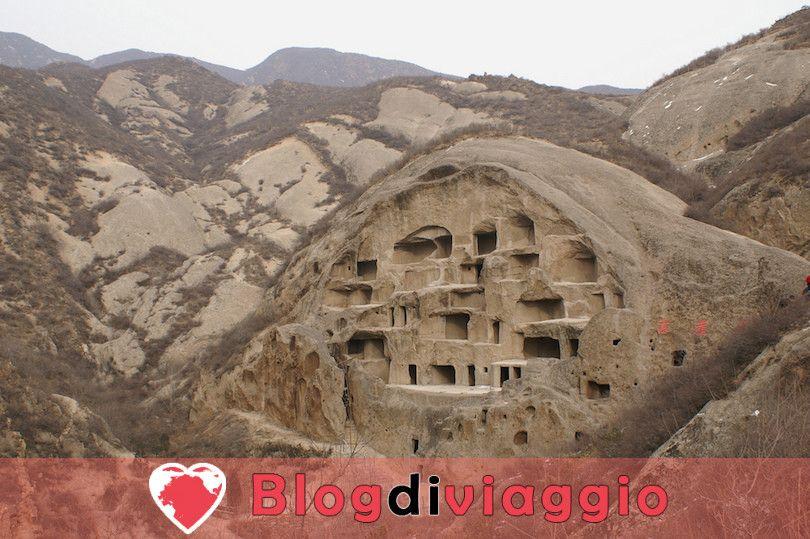 10 Affascinanti abitazioni nelle grotte del mondo