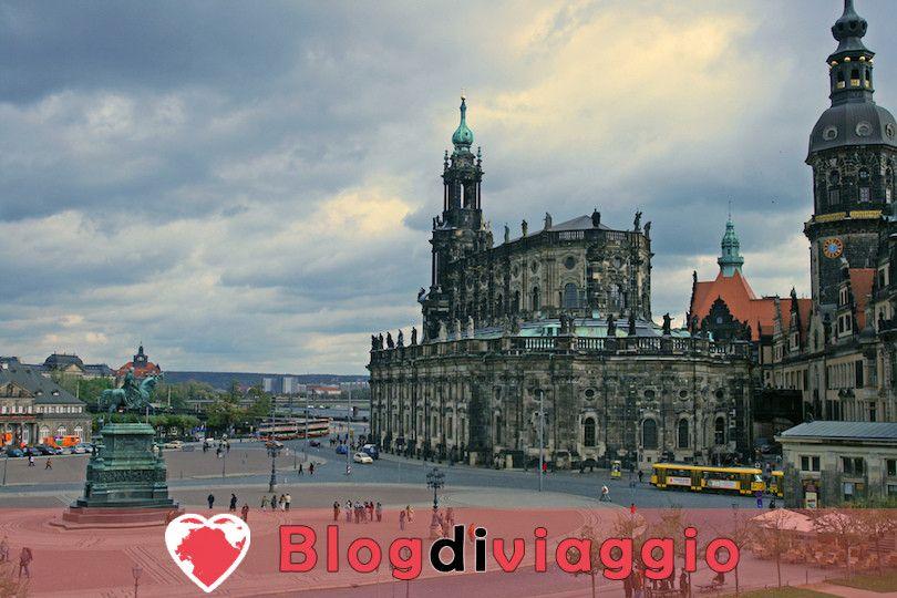 10 Attrazioni turistiche più importanti di Dresda