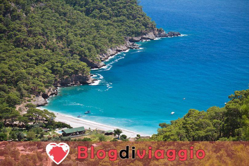 10 Migliori spiagge in Turchia