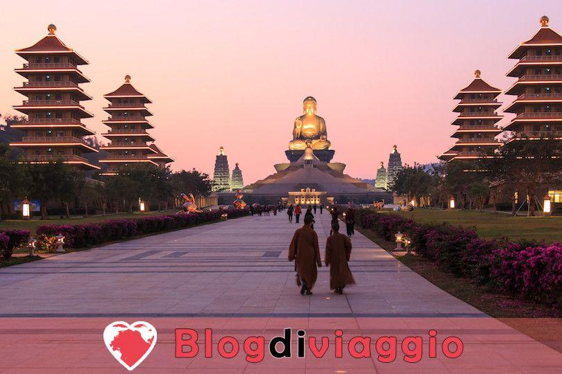 10 Luoghi da visitare a Taiwan