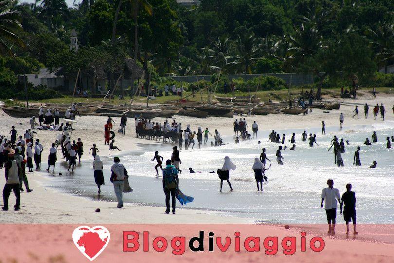10 Le migliori spiagge della Tanzania