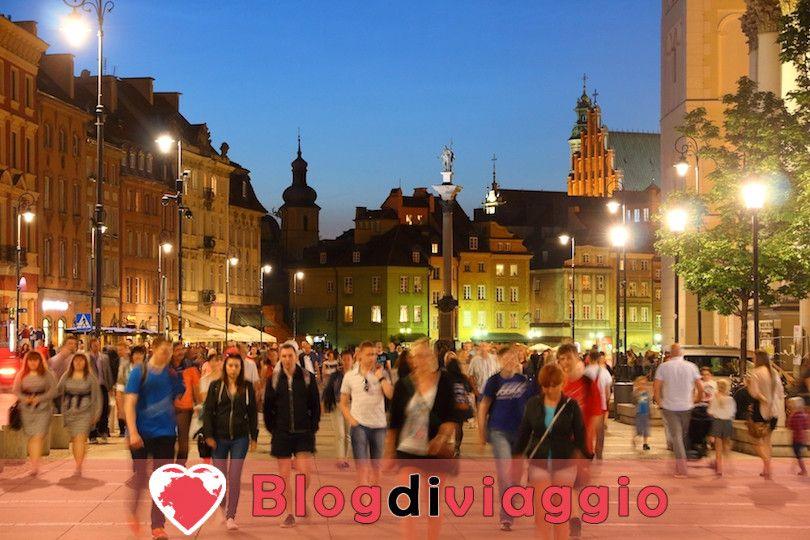 10 Attrazioni turistiche più importanti di Varsavia