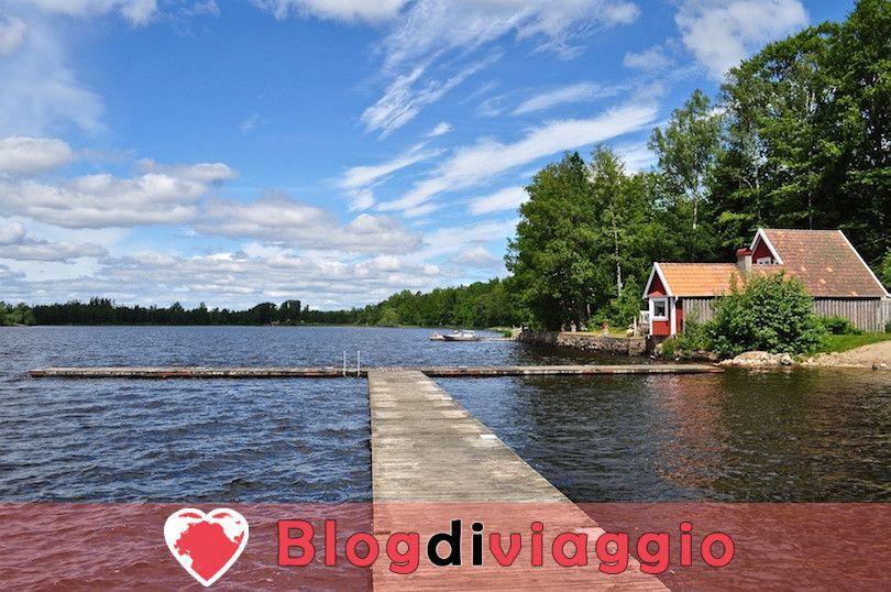 10 Laghi più belli in Svezia