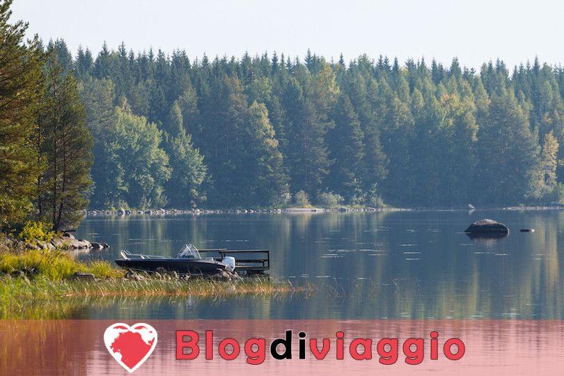 10 Laghi più belli della Finlandia
