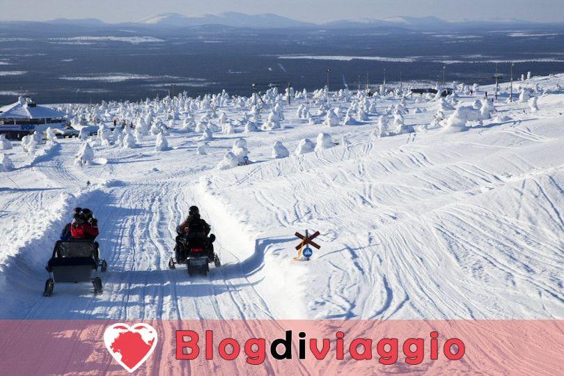 10 Luoghi da visitare in Finlandia