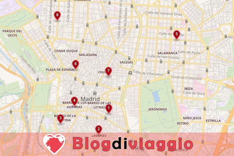 Dove alloggiare a Madrid: i migliori quartieri e hotel