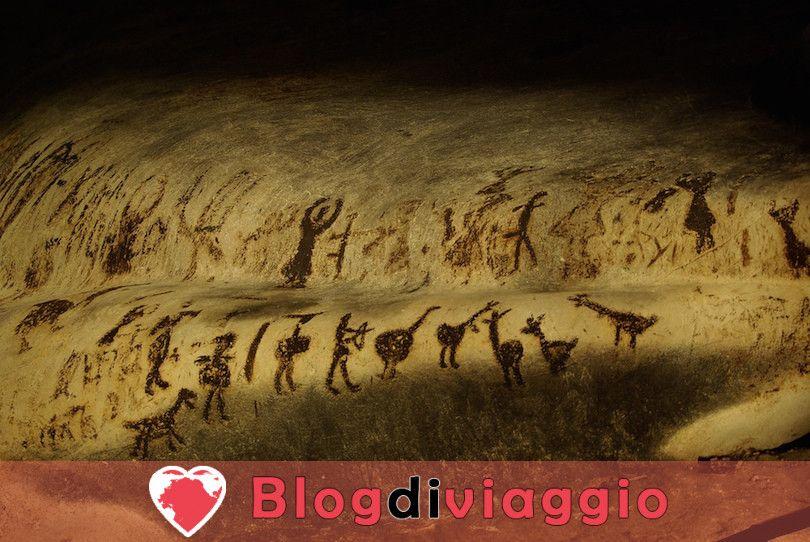 10 Dipinti rupestri preistorici