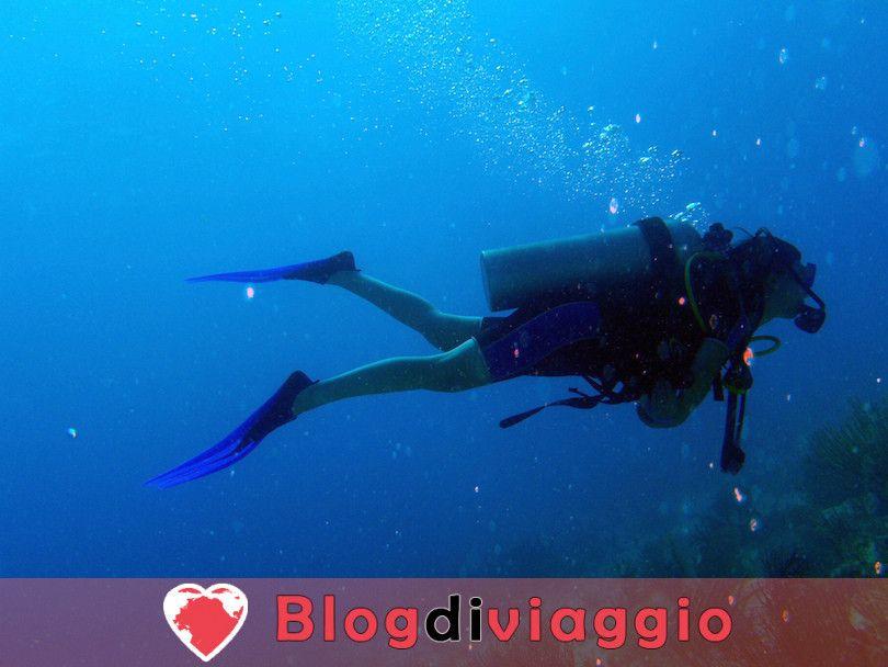 6 migliori destinazioni per le immersioni subacquee