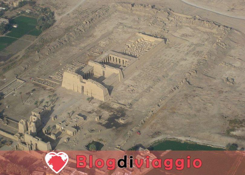 10 I più impressionanti templi dell'Antico Egitto