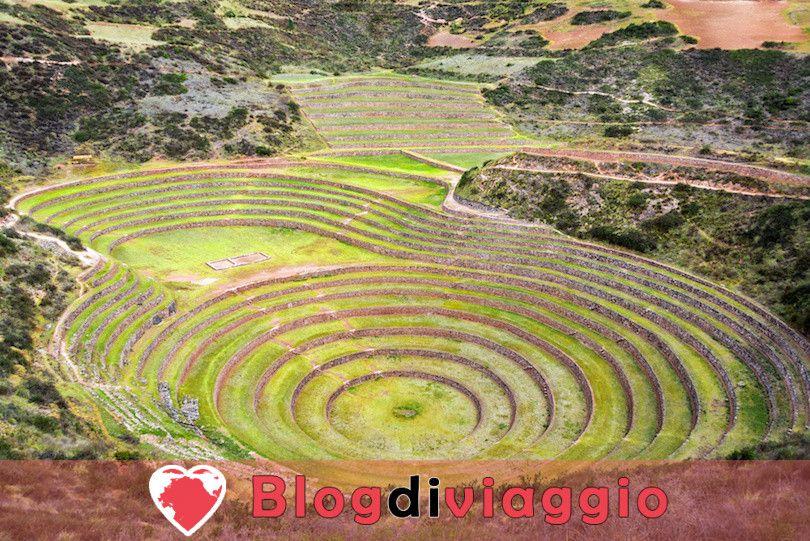 10 Le più impressionanti antiche rovine inca