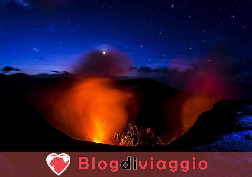 I 12 vulcani più incredibili del pianeta