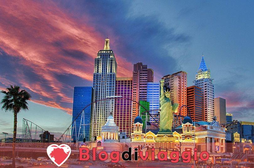 10 Attrazioni turistiche più importanti di Las Vegas