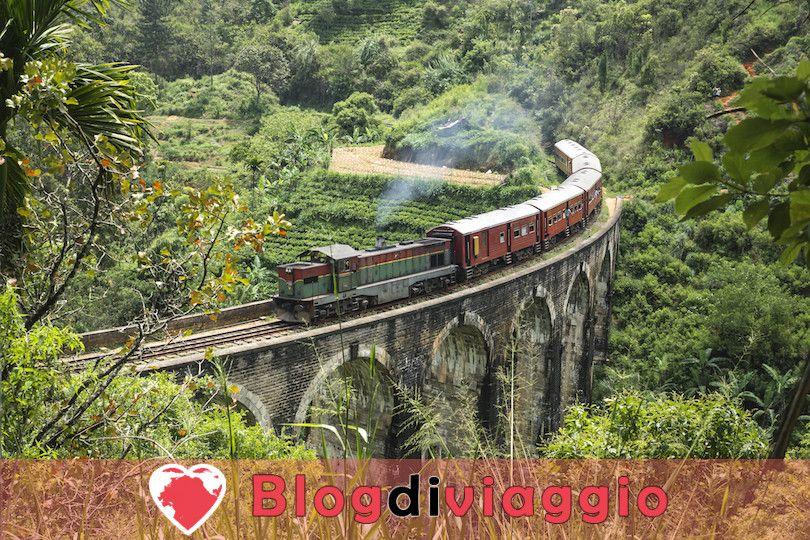 15 Principali attrazioni turistiche in Sri Lanka