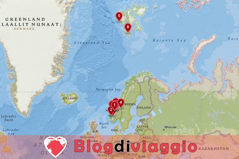 10 Parchi Nazionali più belli della Norvegia