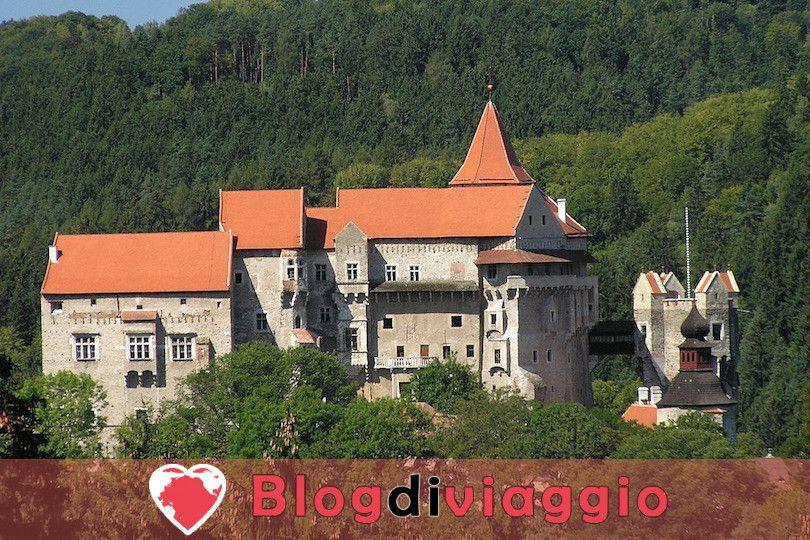 10 Castelli cechi più belli