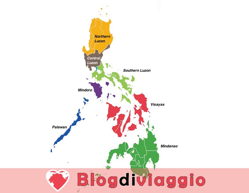 8 Regioni più belle delle Filippine