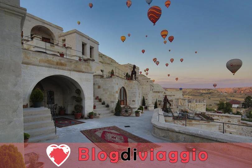 10 I più bei Cave Hotel in Cappadocia