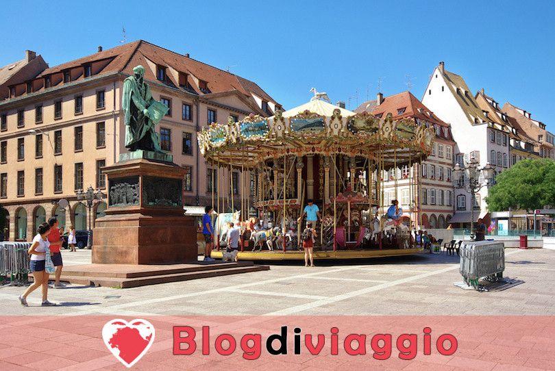 12 Attrazioni turistiche più importanti di Strasburgo