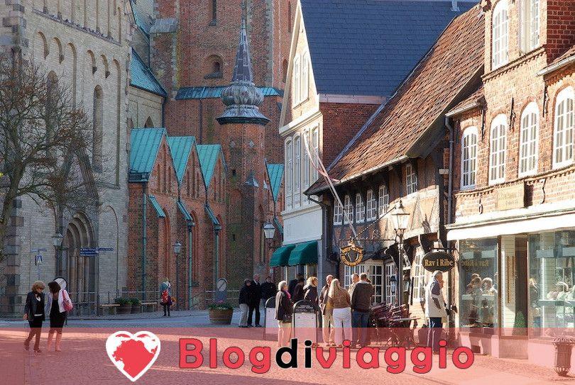 10 Luoghi da visitare in Danimarca