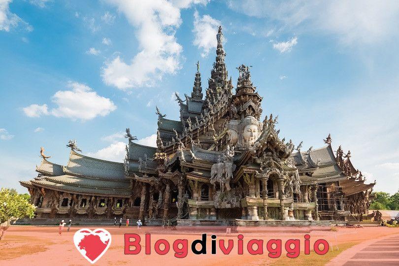 I 10 templi più belli della Thailandia