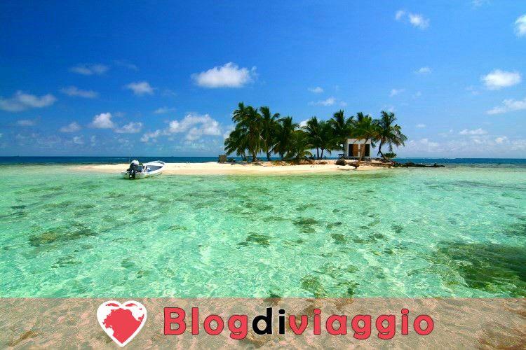 10 Le più belle isole del Belize