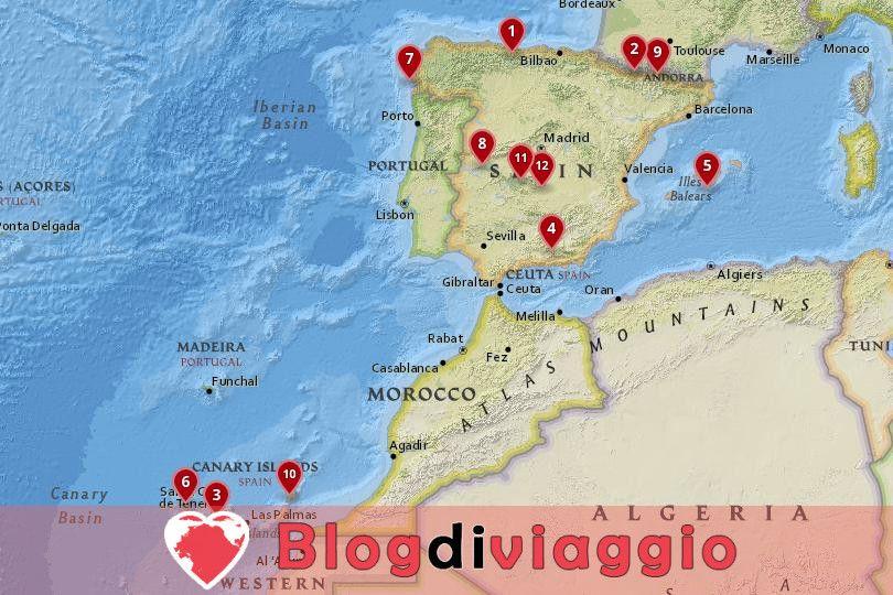 12 Parchi Nazionali più belli della Spagna