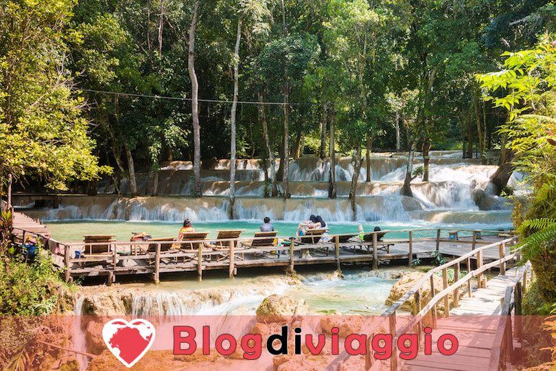 10 Attrazioni turistiche più importanti a Luang Prabang