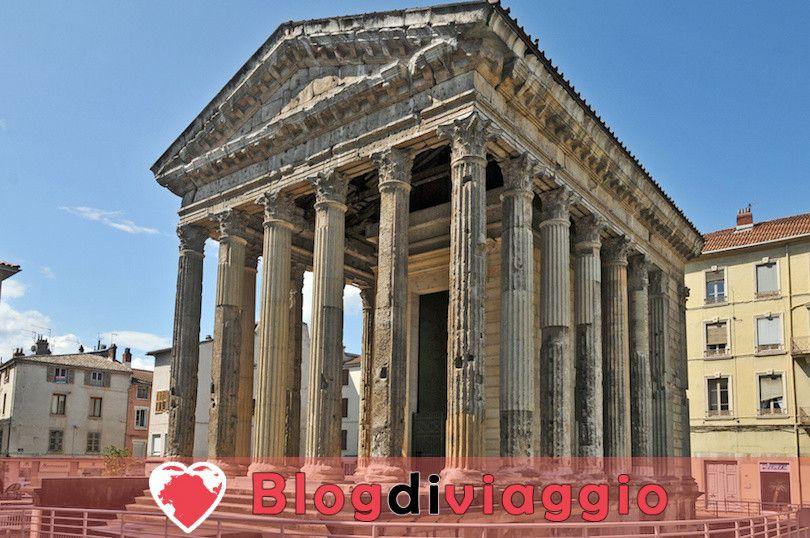 10 I più spettacolari templi romani antichi