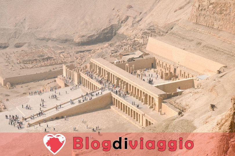 10 Monumenti dell'Antico Egitto