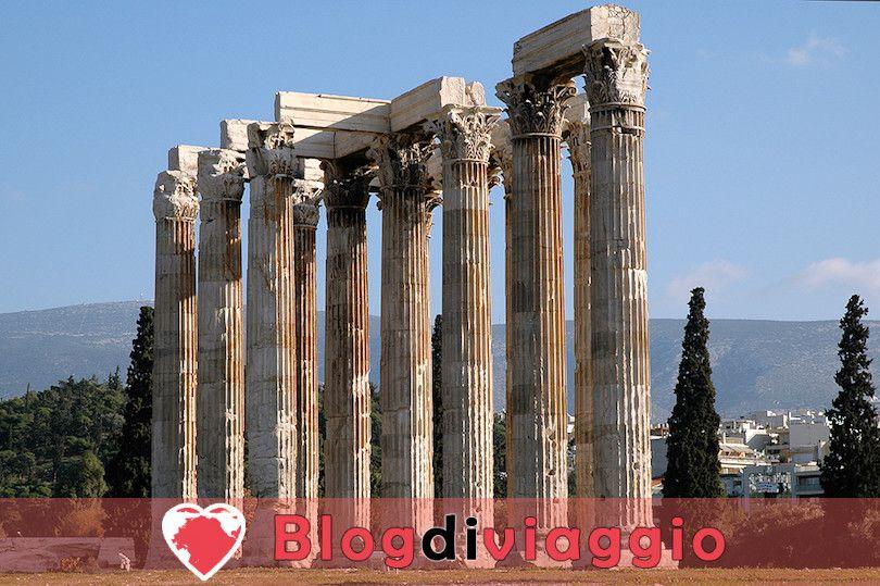 10 I più famosi templi greci
