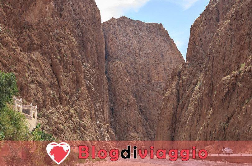 12 Canyon più belli del mondo