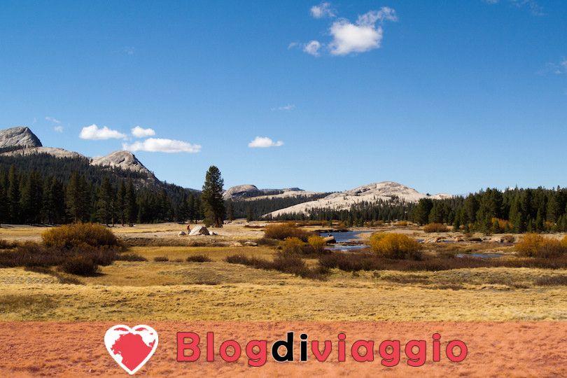 10 Attrazioni principali nel Parco Nazionale dello Yosemite
